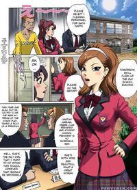 [rojiurakan (hiro)] Toraware No Seito Kaichou | Im...