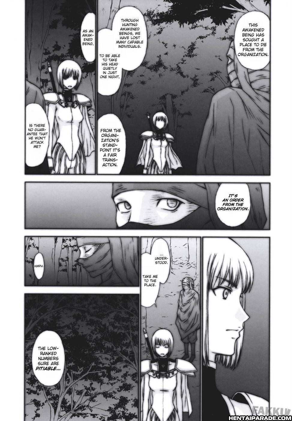 Claymore Dj - Doukoku No Ori 1 Manga Page 4 - Read Manga ...