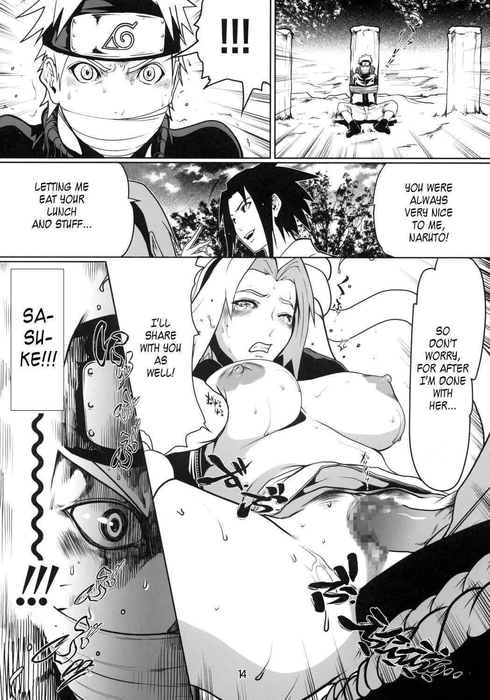 читать мангу сакура и саске эротика