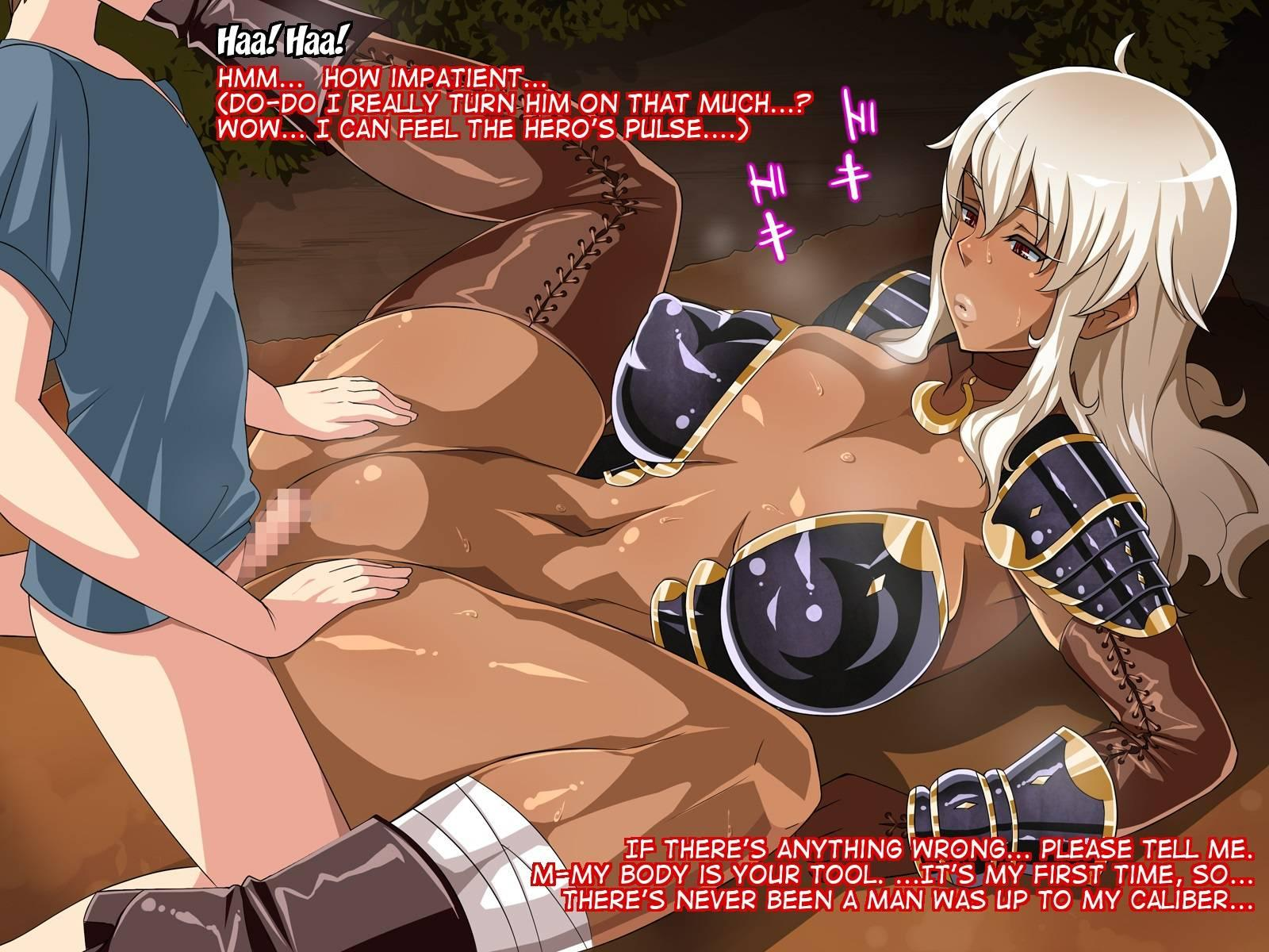 Hot warrior hentai girls porn image