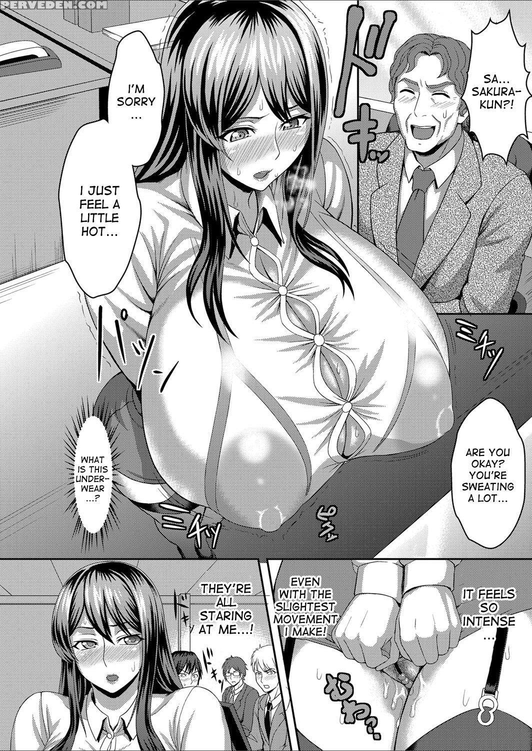 Busty Hentai Manga