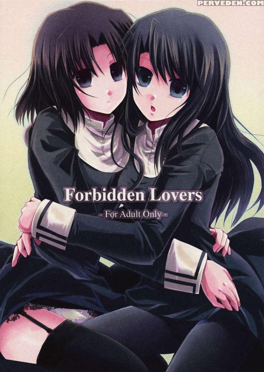 Forbidden Lovers 1 Manga Page 1 - Read Manga Forbidden